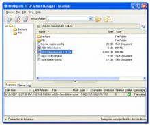 winagents tftp server re, 4.1